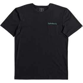 Quiksilver Art Tickle Pocket T-shirt Homme, black